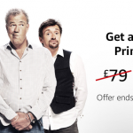 Amazon Prime £59 until Friday November 18th