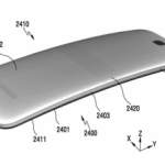 Samsung grab a patent for a flip phone … sort of