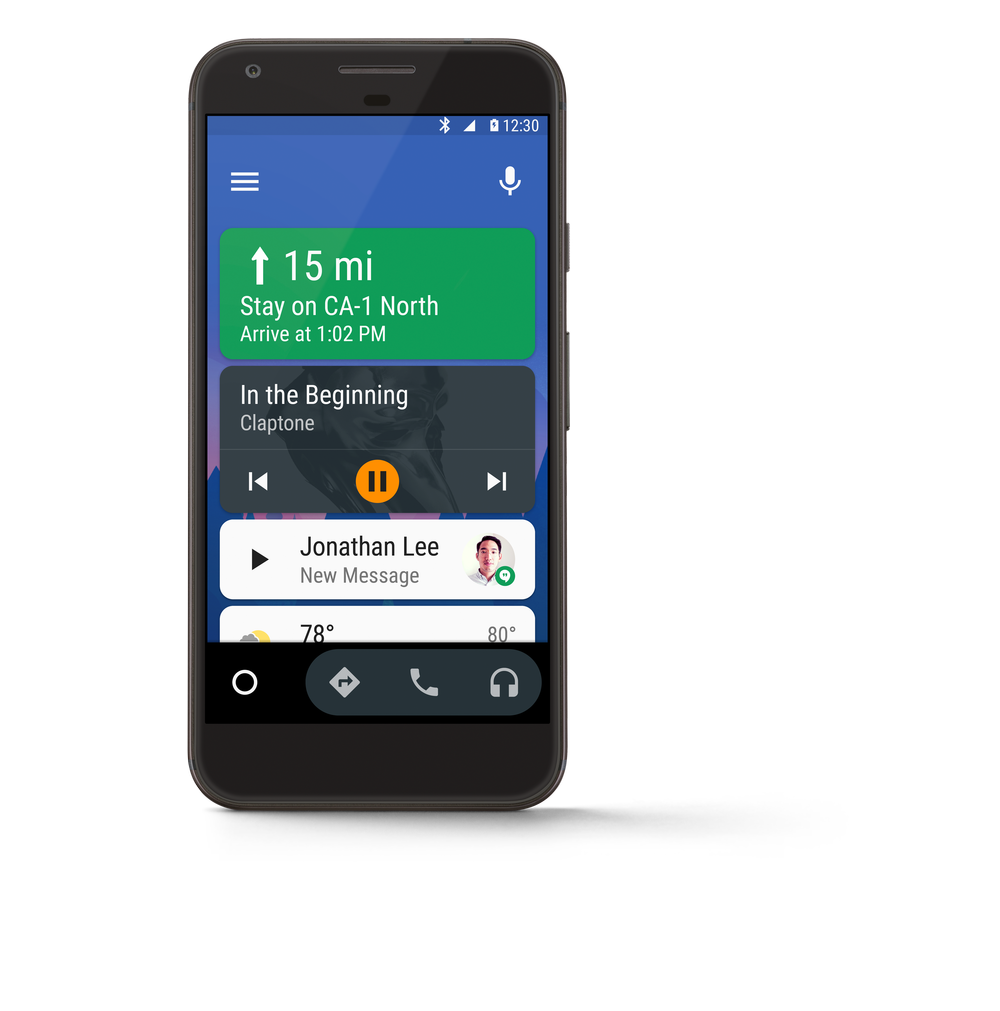 Android Auto now becoming a standalone app