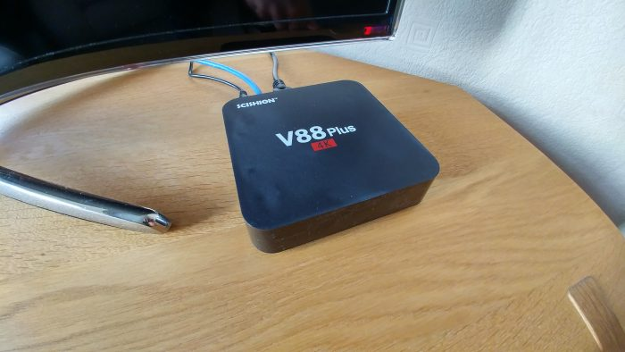 V88 Plus TV Box   Review