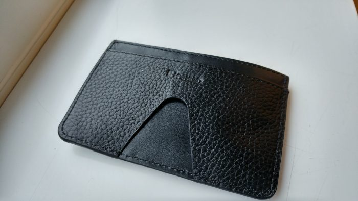 Benuo Genuine Leather Wallet   Review