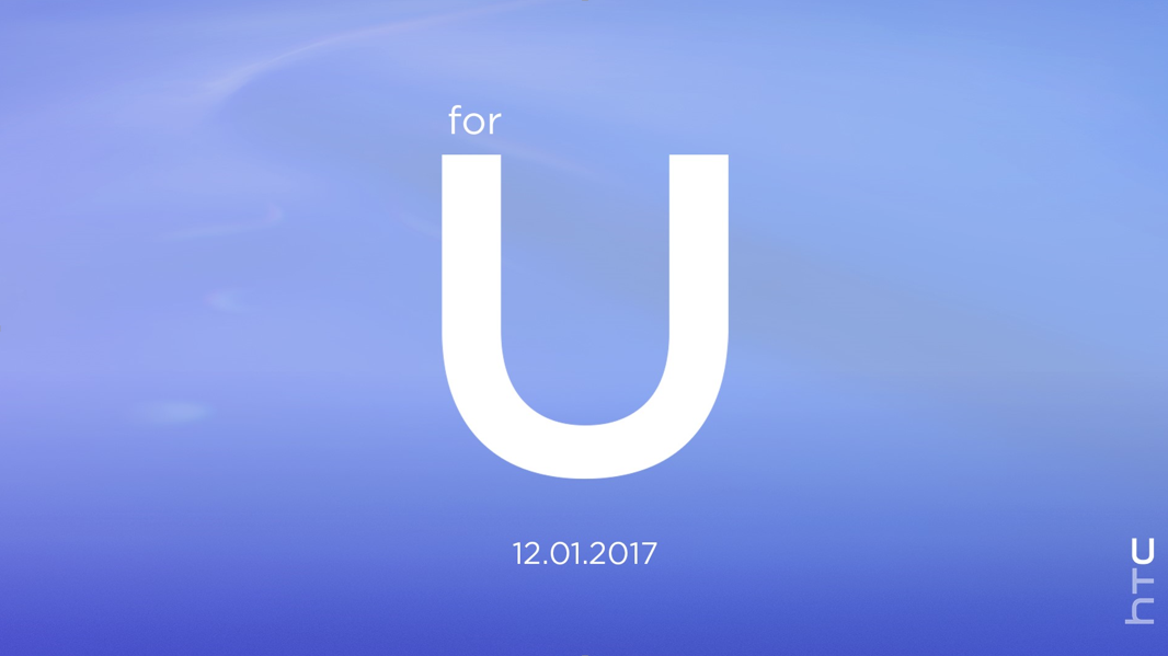 HTC have something for U on January 12th
