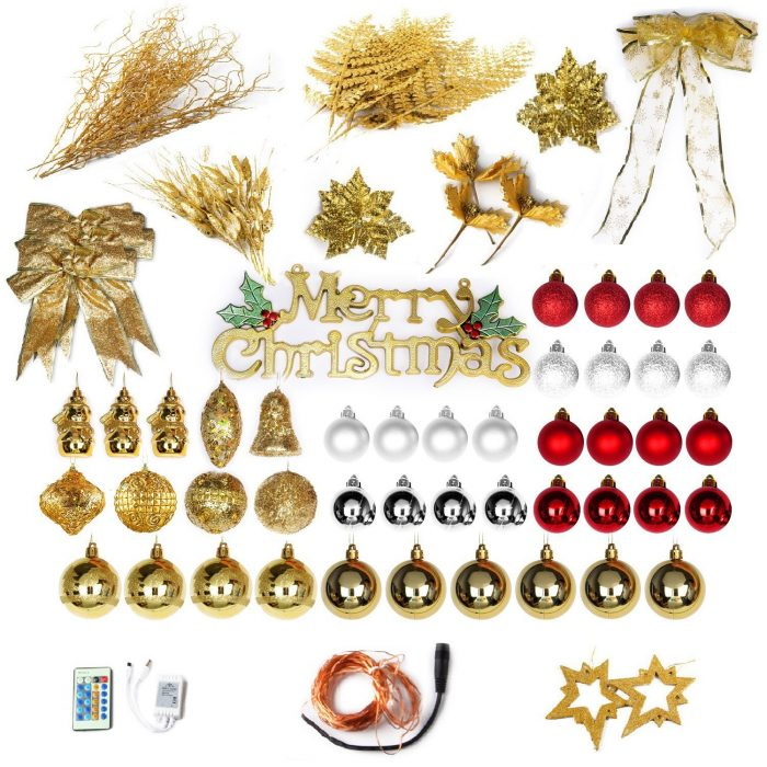Festive Feature   LOPOO Christmas Decoration Kit