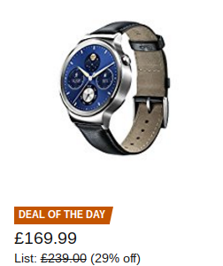 Huawei Watch Deal Price