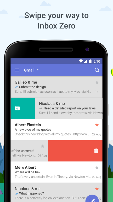 Newton Mail App   Review