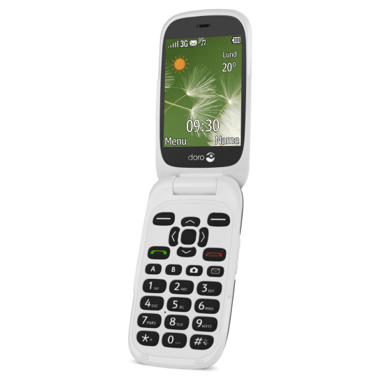 Doro 6520 now available on Three