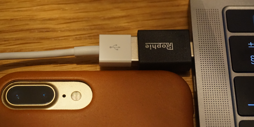 Rophie USB C to USB A Adaptor