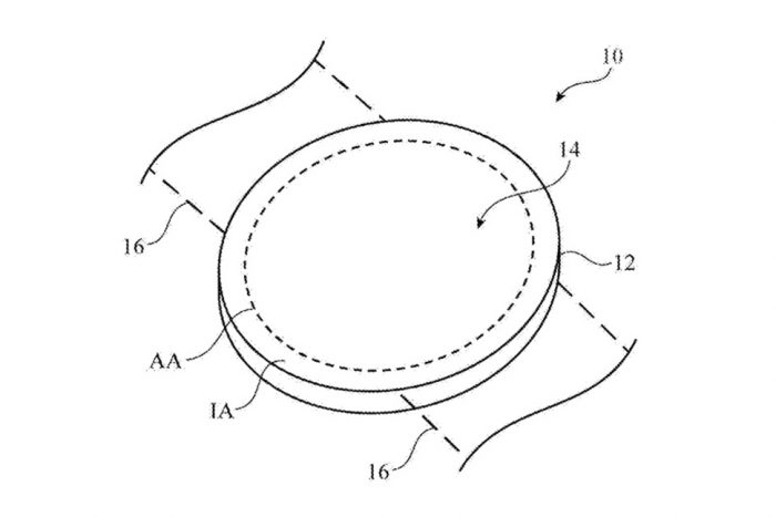 New patent suggests a future Apple Watch could be round