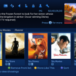 Enjoy new movies from the warmth of your home, provided you've got the speed