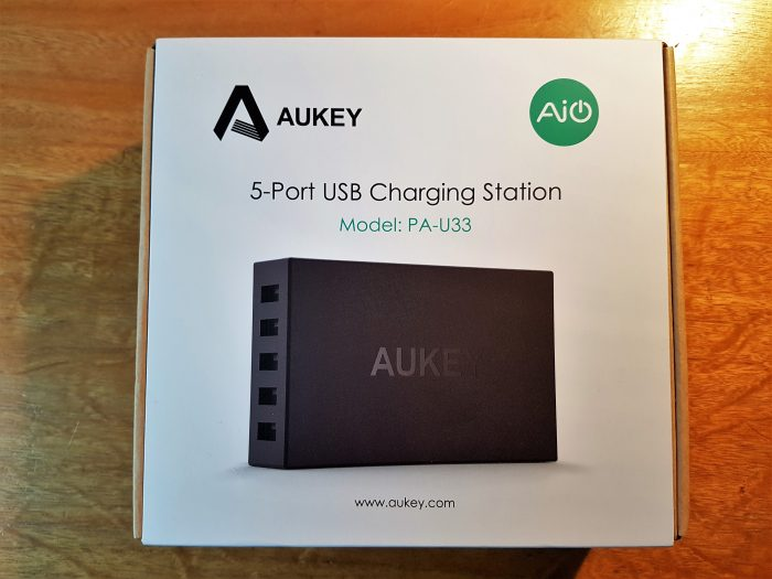 5 Port USB charging station   Review