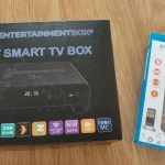 First look – The EBox T8 V Streaming TV Box – Version 5