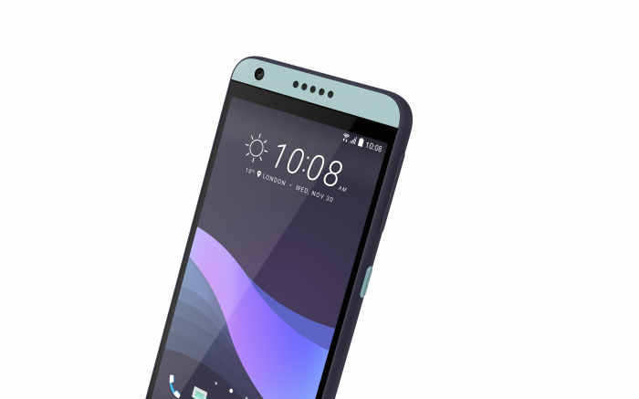 Out of no where, the HTC Desire 650 arrives