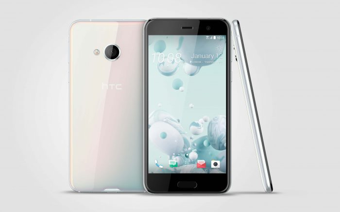 HTC U Ultra and HTC U Play announced