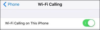 Three launch native WiFi Calling