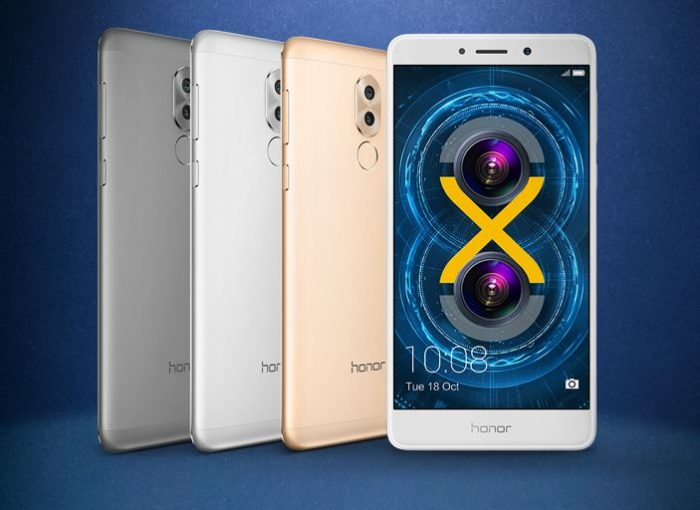 Honor 6X coming to Europe and USA