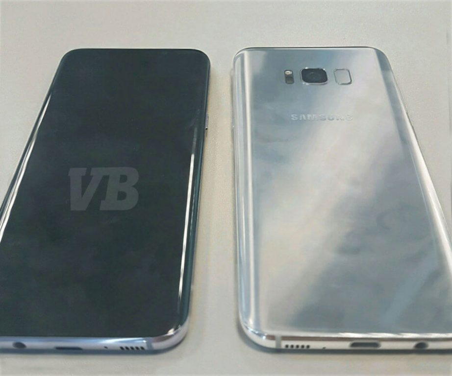 Samsung Galaxy S8 handsets leaked
