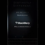 BlackBerry Mercury appears ahead of MWC