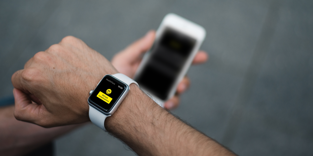 Healthface: An Uncomplicated Apple Watch Complication