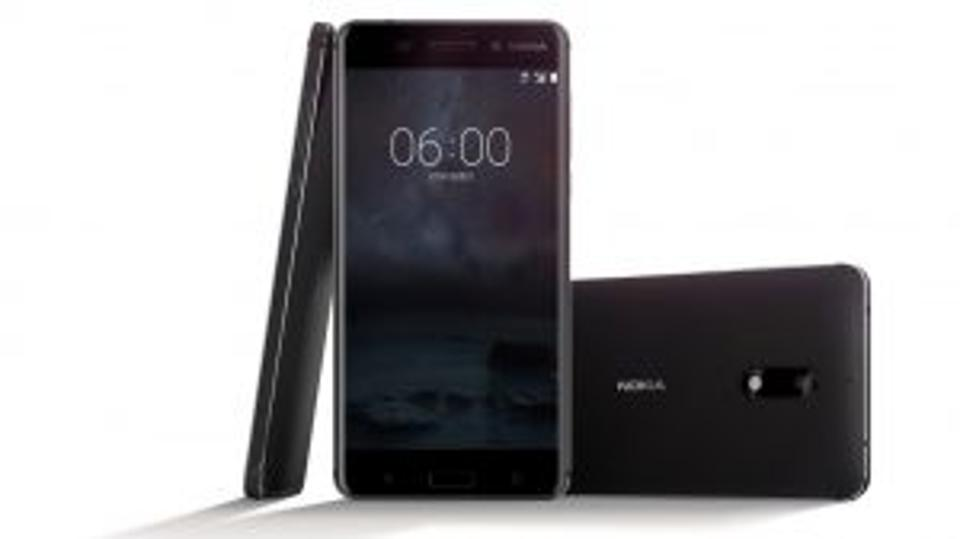 Its finally here! (sort of)   Nokia Android phone announced