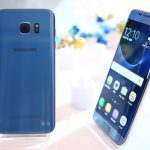 Galaxy S7 edge on Vodafone – New Blue for you