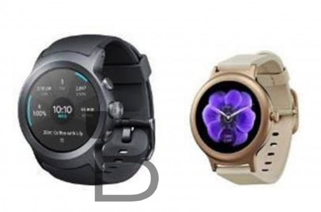 Android Wear 2.0 LG made Google watches pop up