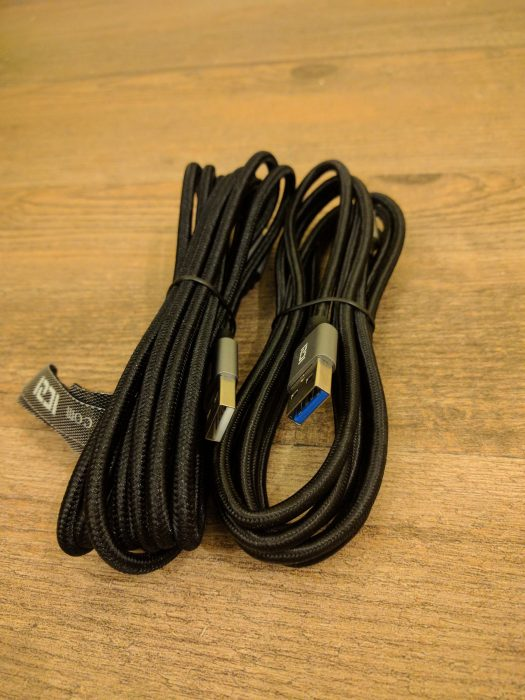 Hard wearing hardware   ICZI USB C cables   Review