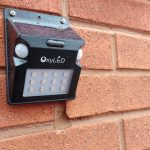OxyLED SL07 Solar Sensor Light – Review