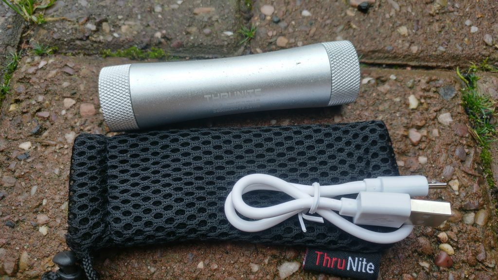 ThruNite C2 Mini 3400 mAh Portable Charger   Review