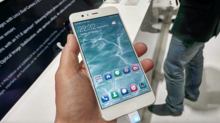 Huawei P10 Plus now available on Vodafone