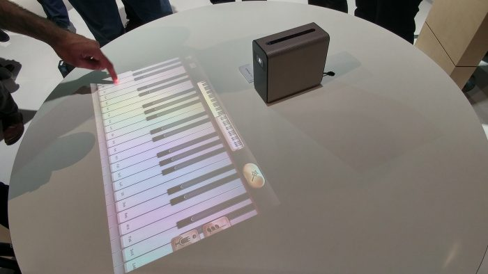 MWC   The Sony Xperia Touch. Everything you need to know.