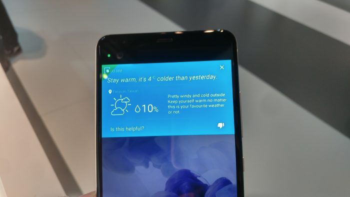 MWC   Hands on with the HTC U Play and U Ultra