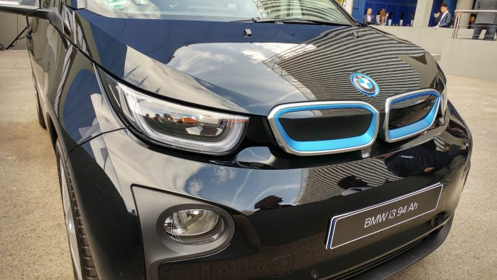 MWC   BMW demo their Personal CoPilot and more