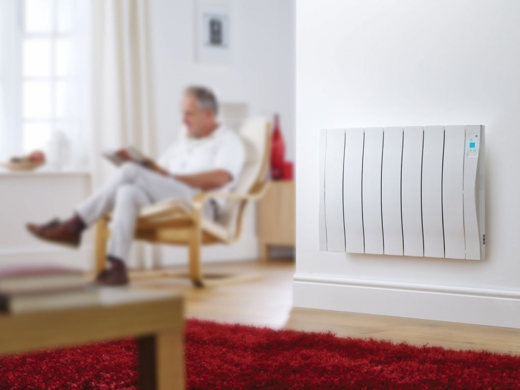 Get really clever home heating with intelligent and WiFi controlled electric radiators