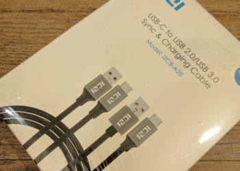 ICZI USB A-C cables