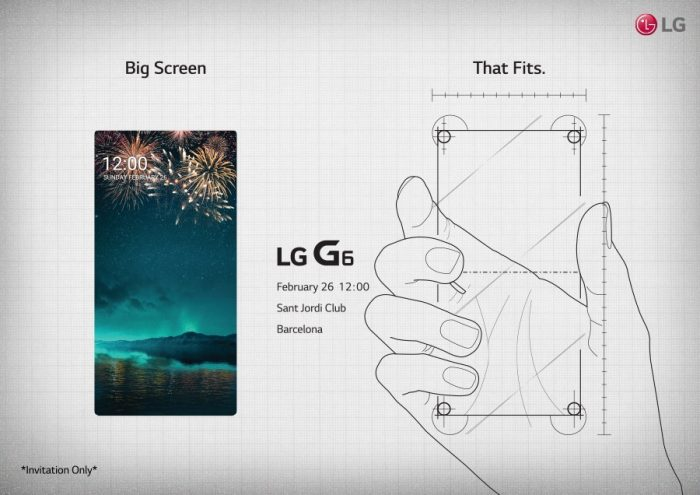 More LG G6 details emerge   focus on audio