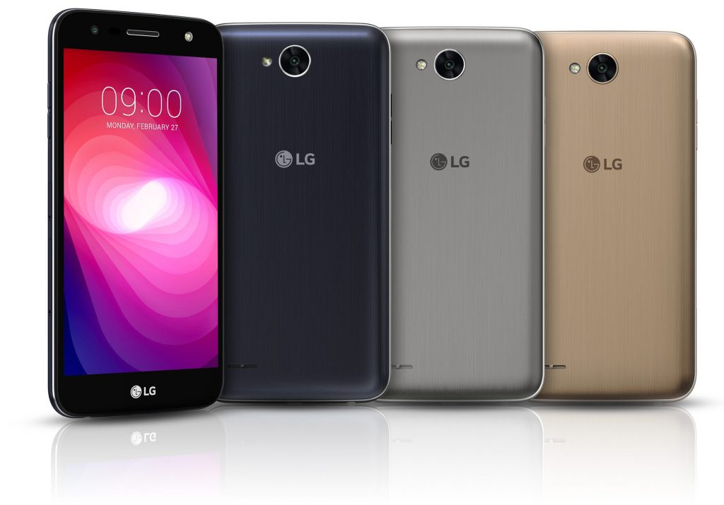 MWC   LG X power2 announced. High capacity battery for demanding users.