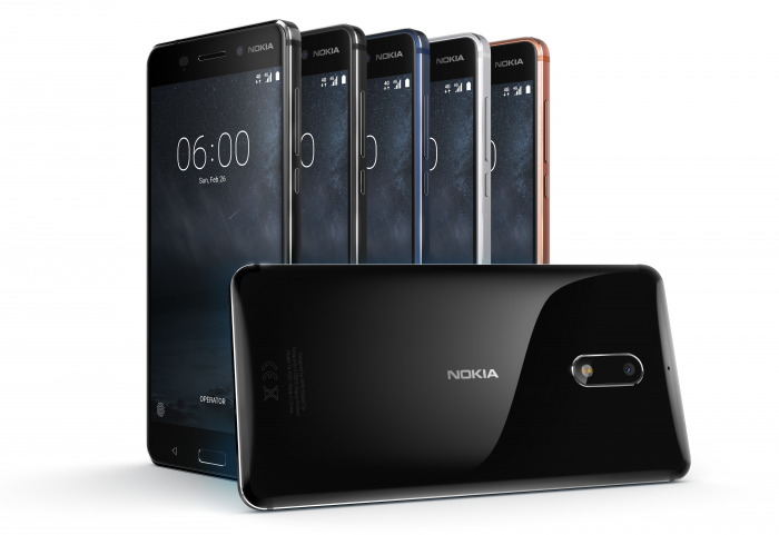 MWC   Nokia have returned.