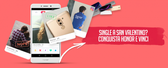 On Tinder? Swipe right on Honor...