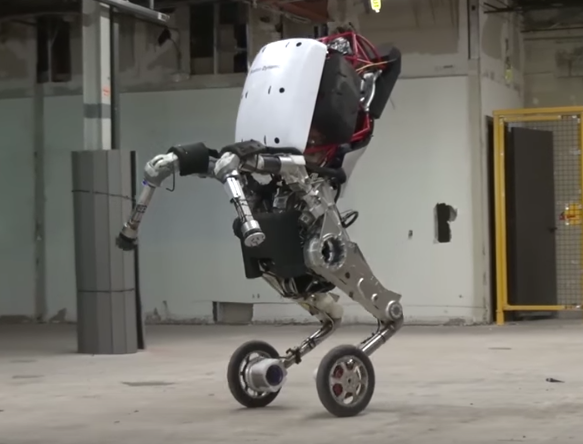 Seriously Boston Dynamics. Stop now, youre scaring us.