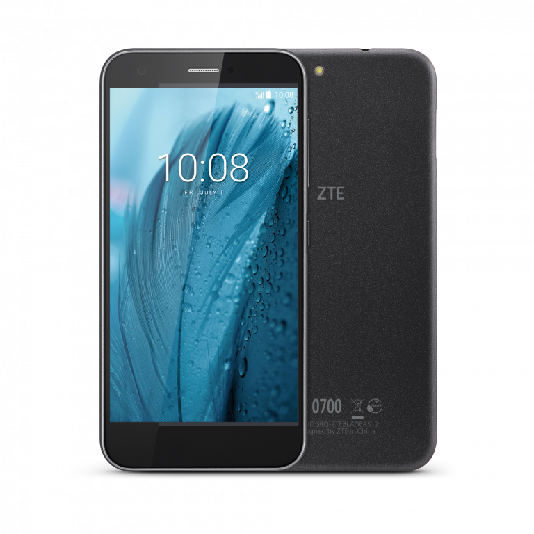 Fancy a ZTE Blade A512 ? It's now available on Vodafone ...