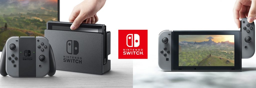 The Nintendo Switch   Its coming!