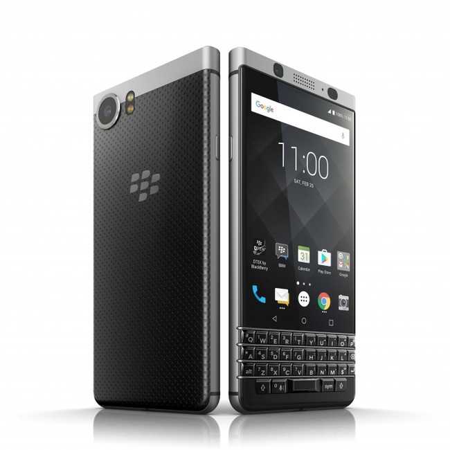 MWC   BlackBerry Mercury accidentally goes official as the KEYone