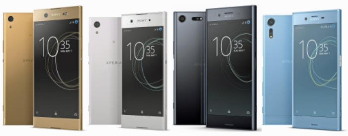 MWC   New Sony Xperia handsets appear online