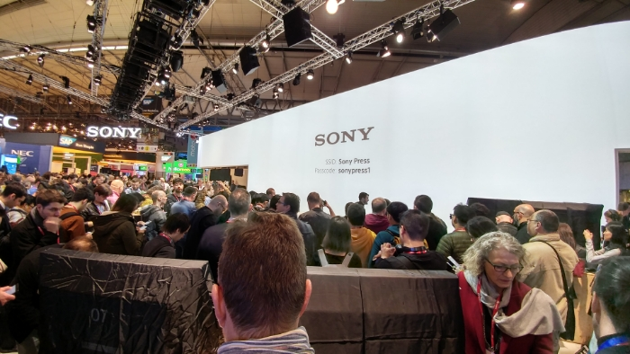 MWC   Sony Event Live Blog