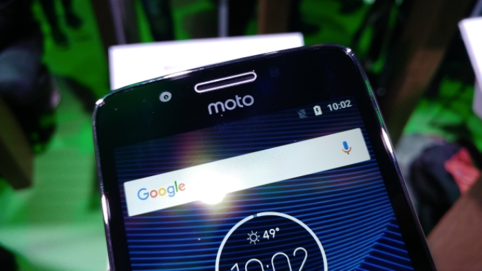 MWC   Lenovo launch the Moto G5 and Moto G5 Plus