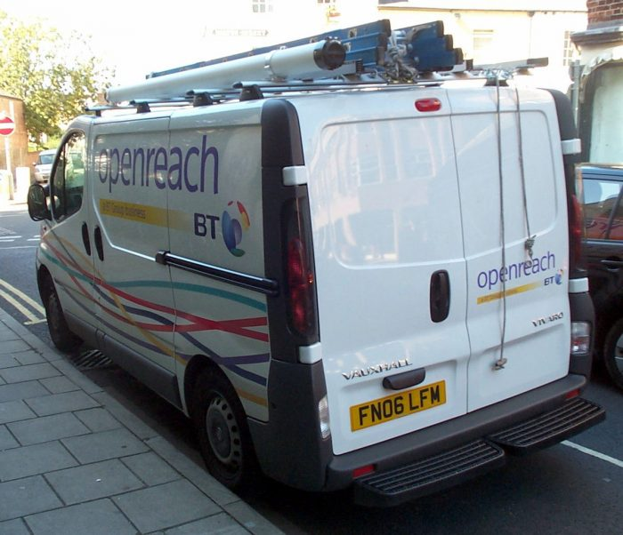 BT and Openreach go their separate ways