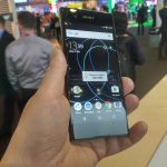 MWC – The Sony Xperia XA1 and XA1 Ultra. Up close.