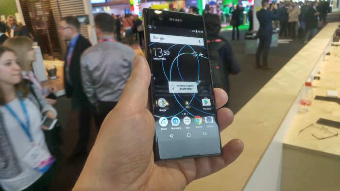 Sony Xperia XA1 now available on Vodafone