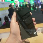 MWC – The Sony Xperia XZ Premium. Up close and personal.