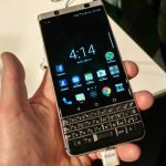 MWC – THAT new BlackBerry. Hands-on with the KEYone